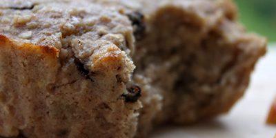 Sådan bager du proteinkage eller proteinmuffins