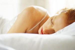 Søvn er en vigtig del, hvis du vil være sund og slank