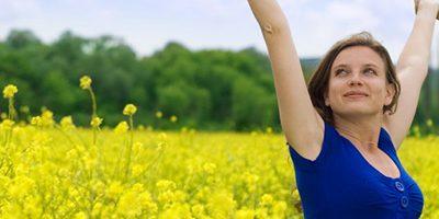 Sund og slank og hvordan du bibeholder det