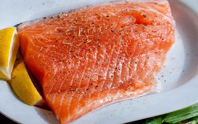 2. Spis fisk og fiskepålæg – flere gange om ugen