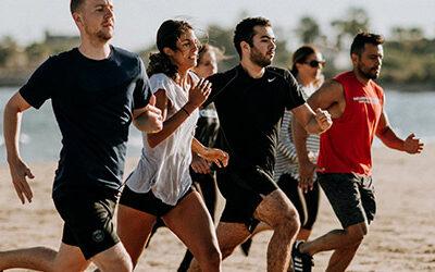 8. Vær fysisk aktiv mindst 30 minutter om dagen – 60 hvis du skal tabe dig!